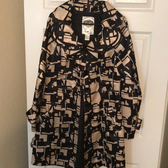 Nick & Mo Jackets & Blazers - Light weight knee length jacket size L